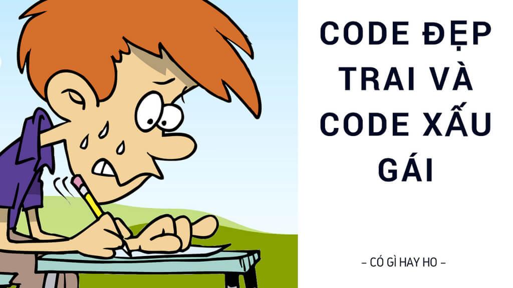 Viết clean code