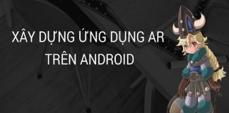 Ung dung AR Android