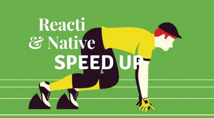 React-native-speedup-