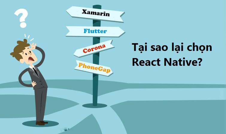 Lý do để học lập trình React Native