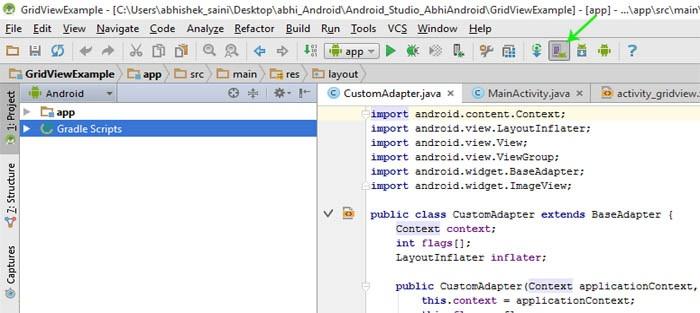 cai đặt máy ảo Android bằng trình giả lập trong Android Studio