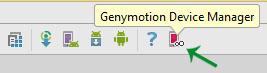 Cài đặt plugin Genymotion trong Android Studio