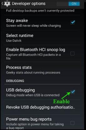 Chạy ứng dụng Android trên thiết bị thật qua USB cable