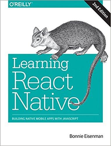 Top 3 cuốn sách học React Native hay nhất 2018