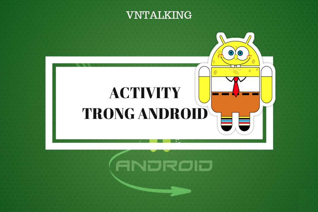 activity trong android