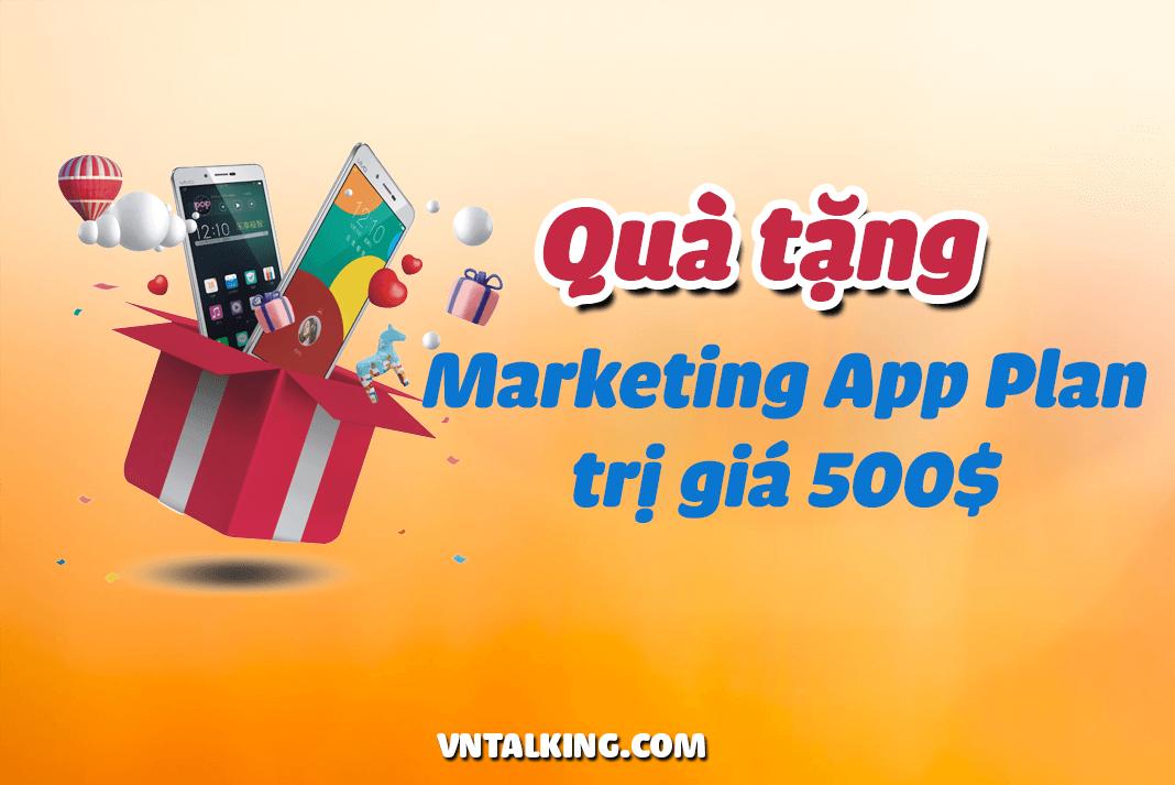 Chiến lược marketing ứng dụng hoàn chỉnh