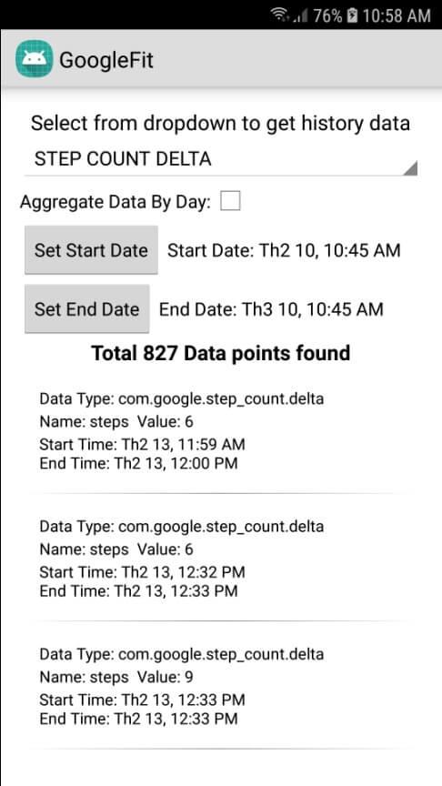 Hướng dẫn sử dụng Google Fit