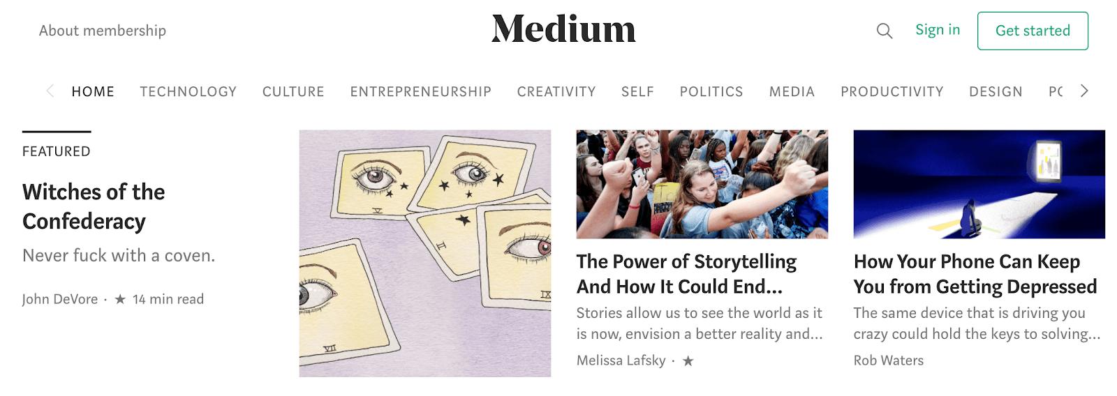 Bí kíp đọc tài liệu từ Medium