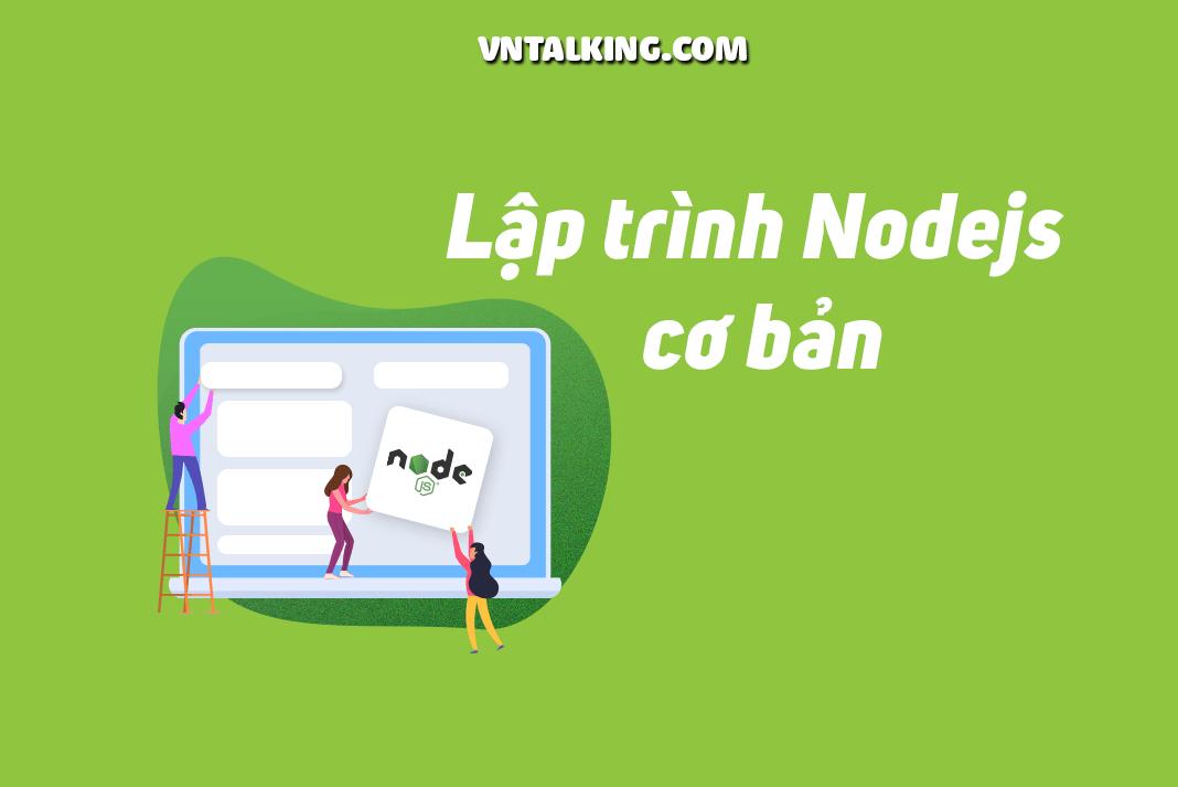 học lập trình Node.js cho người mới