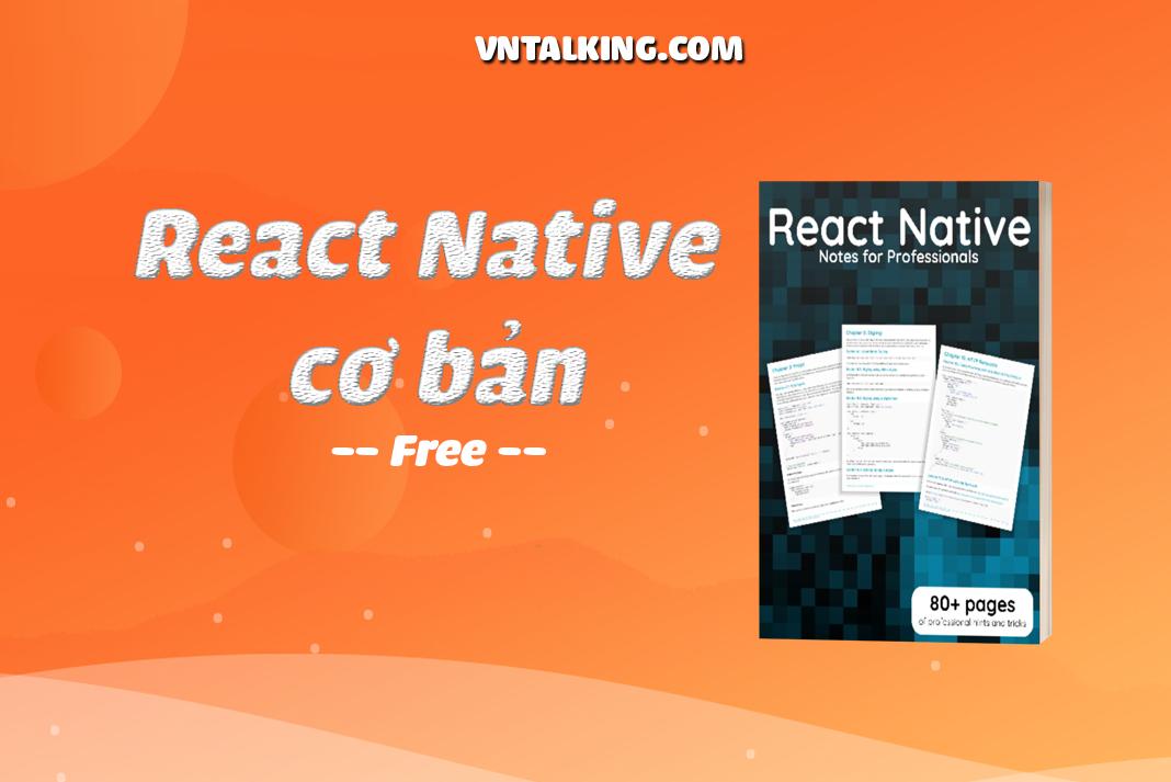 Học React Native từ cơ bản