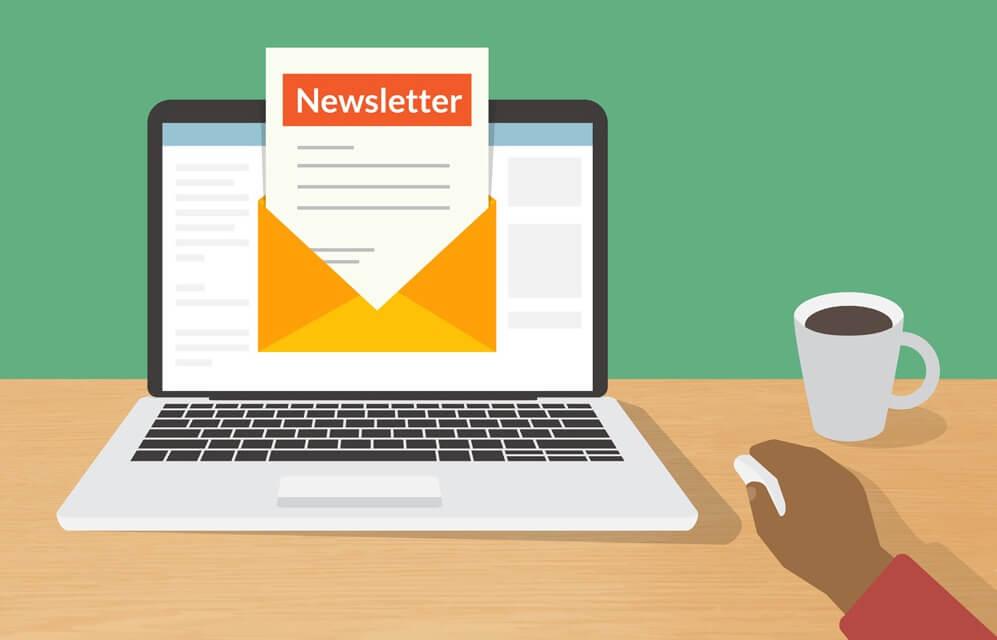 Tăng traffic website bằng cách gửi Newsletter đúng cách