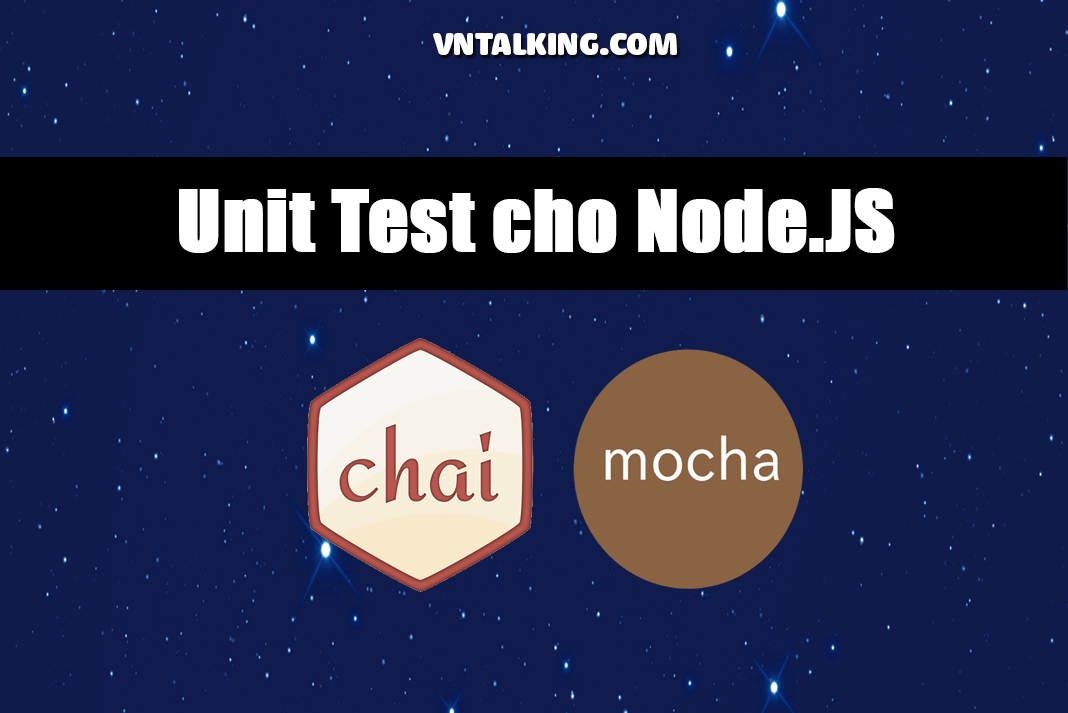 Viết Unit Test cho Nodejs