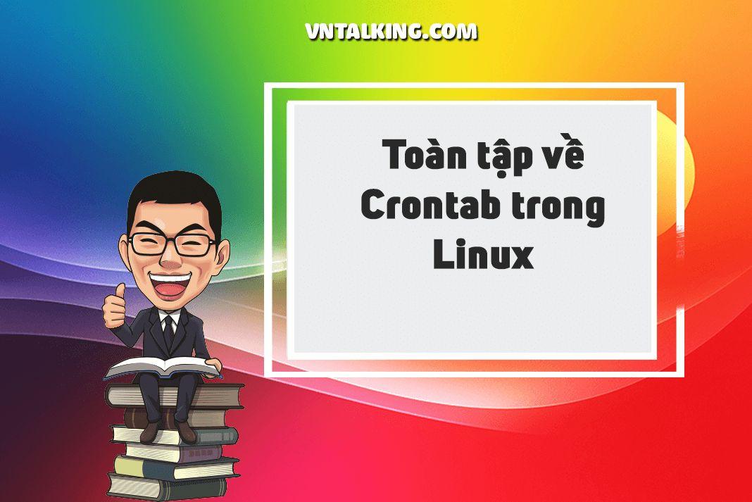 Sử dụng crontab trên VPS