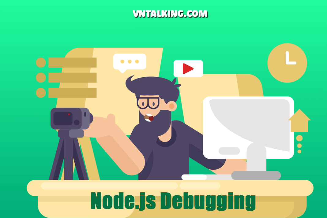 node.js debugging