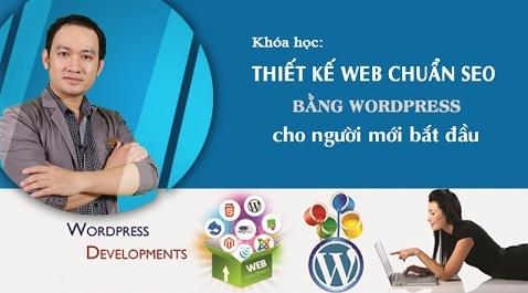 Thiết kế chuẩn SEO với wordpress