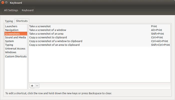 chụp ảnh màn hình máy tính ubuntu