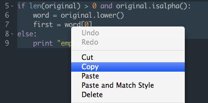 Copy code tốt hay xấu