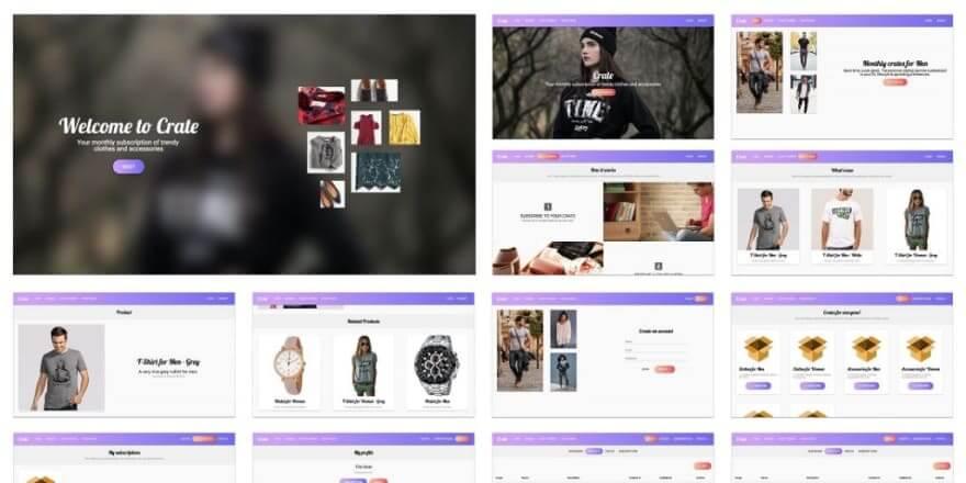 crate-ecommerce-web-app