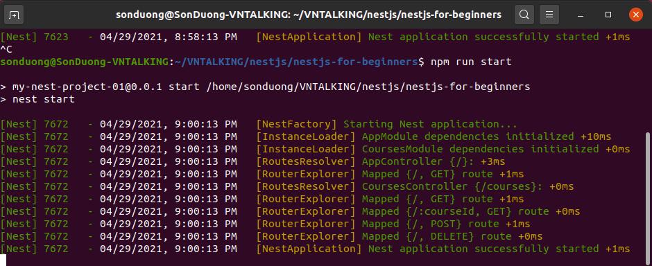 nestjs-start-server