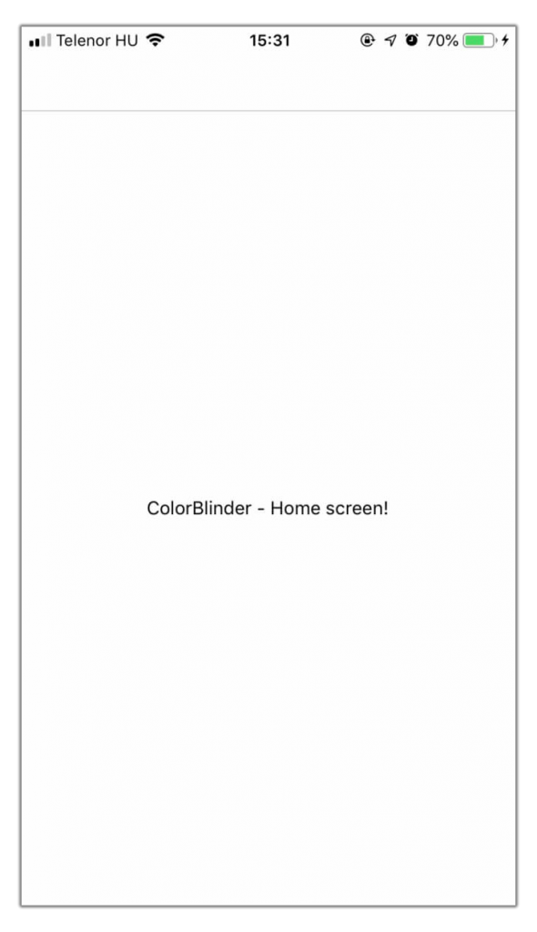 React-Native-Mobile-App-Screen-Colorblinder
